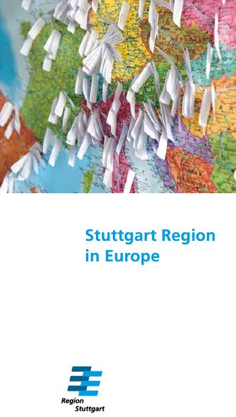 Stuttgart Region in Europe