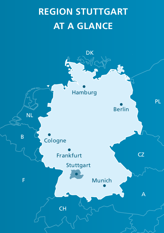 Region Stuttgart at a glance